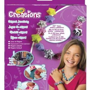 Crayola Creations Origami ékszerek