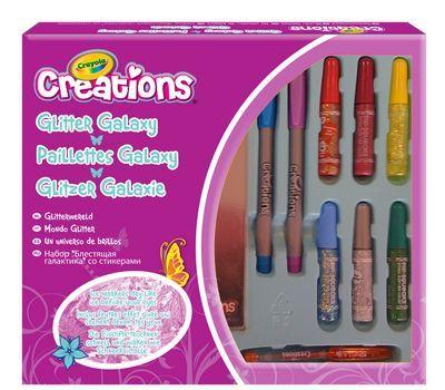 Crayola – Csillámos ragasztó készlet