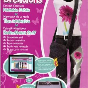 Crayola Divattervező stúdió - nyomtatható ruhaanyag utántöltő