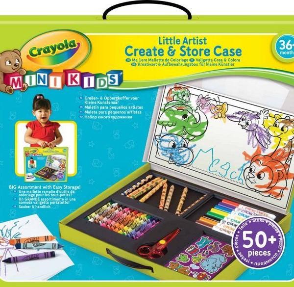 Crayola Első nagy művészműhelyem
