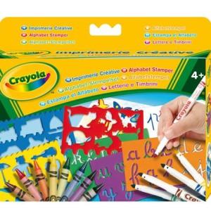 Crayola Ismerjük meg az ábécét! kreatív készlet