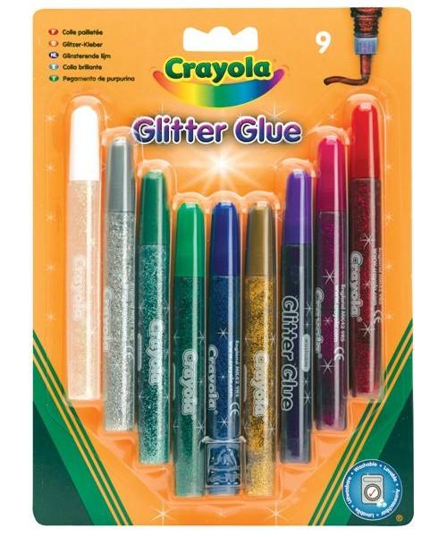 Crayola Ragasztó csillámos