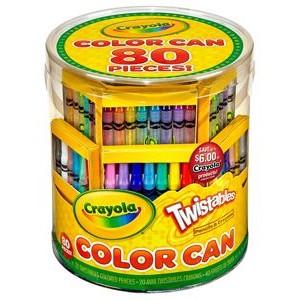 Crayola Rajzolókészlet 80 db-os