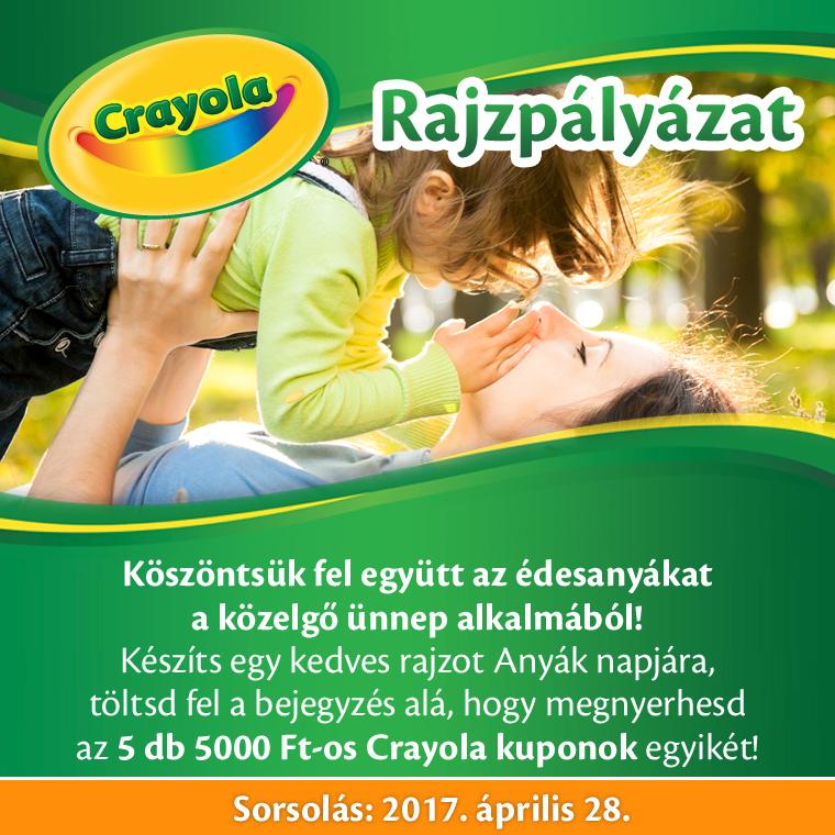 Crayola_AnyakNapiNyeremenyjatek_FB_banner