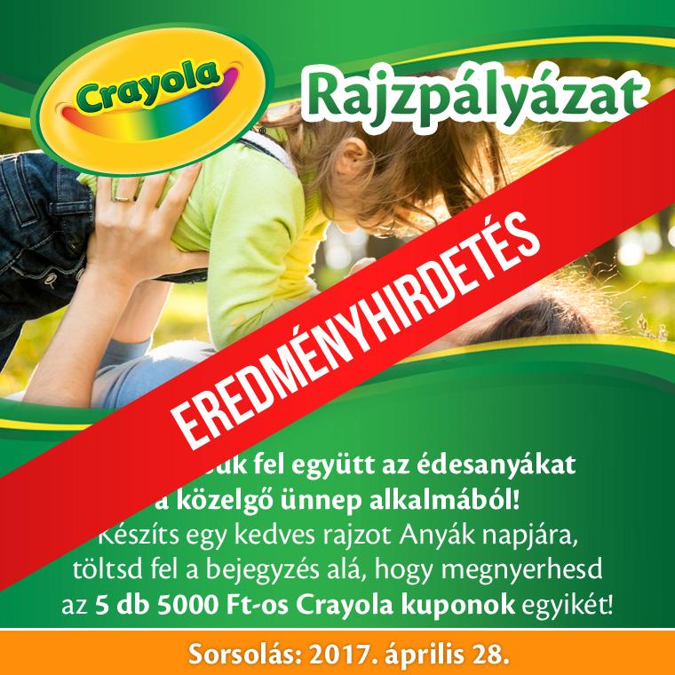Crayola_AnyakNapiNyeremenyjatek_FB_banner_eredmenyhirdetes