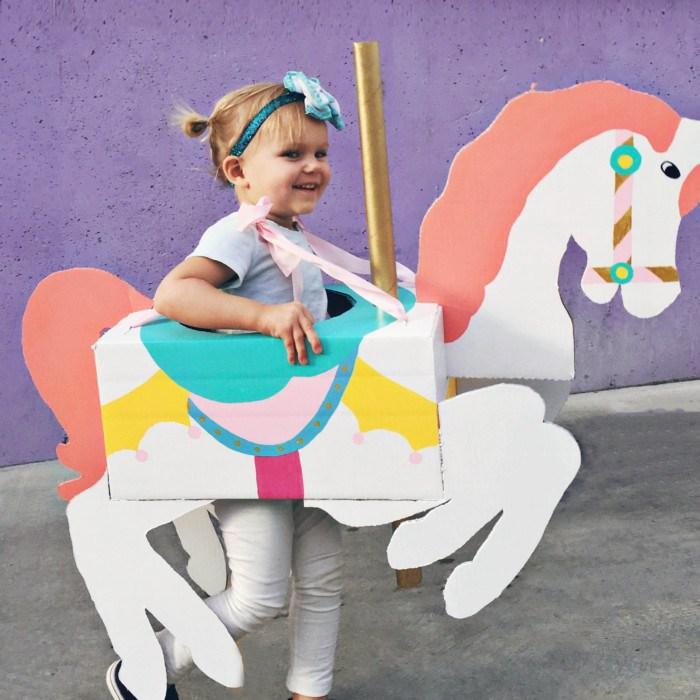 DIY-cardboard-carousel-horse-toddler-costume-10