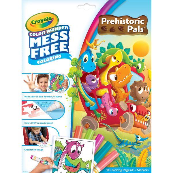 169844-1-crayola-color-wonder-dino-baratok-maszatmentes-kifesto-1622790381416358